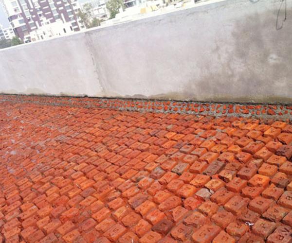 Terrace Chemical Waterproofing | WC Bathroom Waterproofing